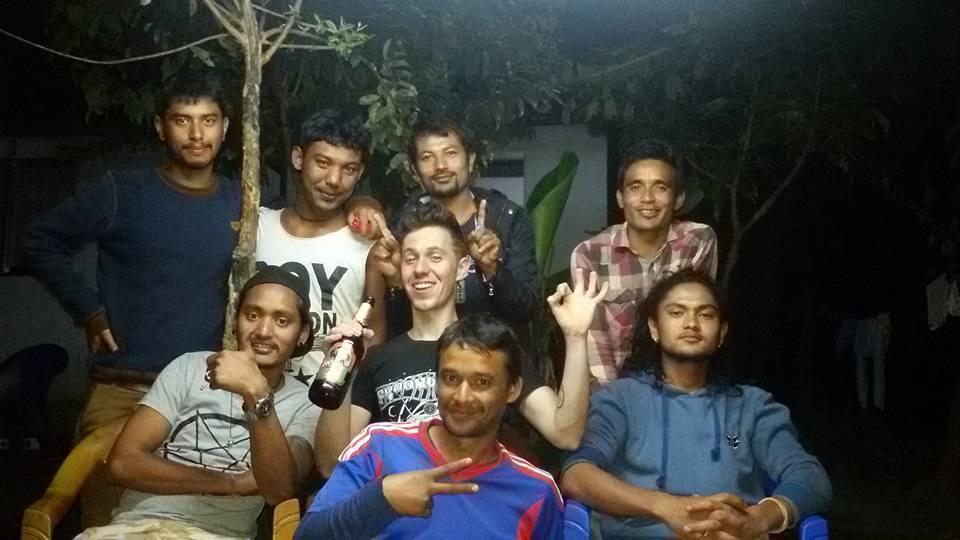 Kailash Team Photo