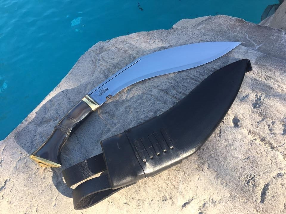 "11.5"" Historical Service Issue Khukuri"