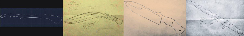 sketch montage
