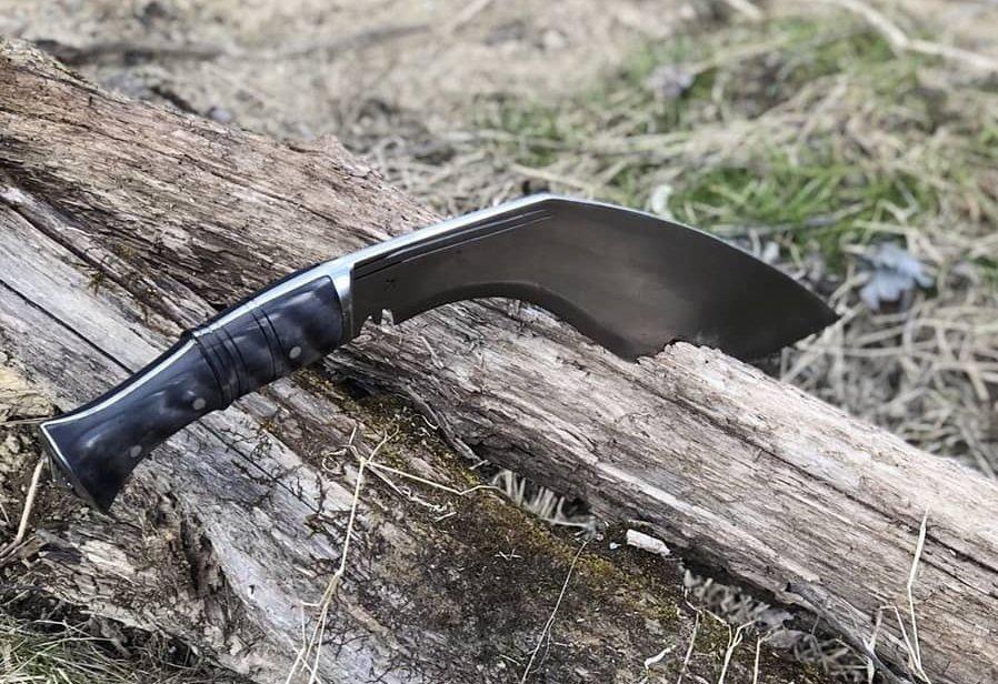 Full Tang Buffalo Horn Khukuri